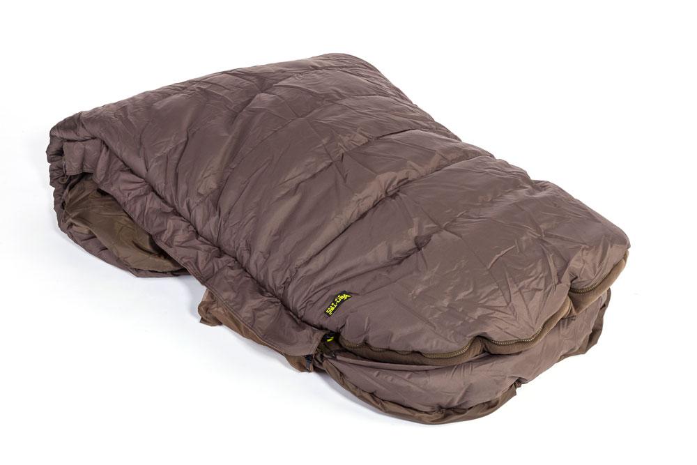 fox ven-tec VRS2 sleeping bag review