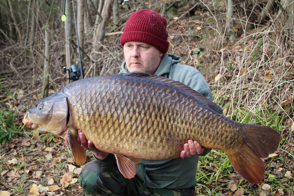 Dave's biggest of his recent good form went 37lb 12oz