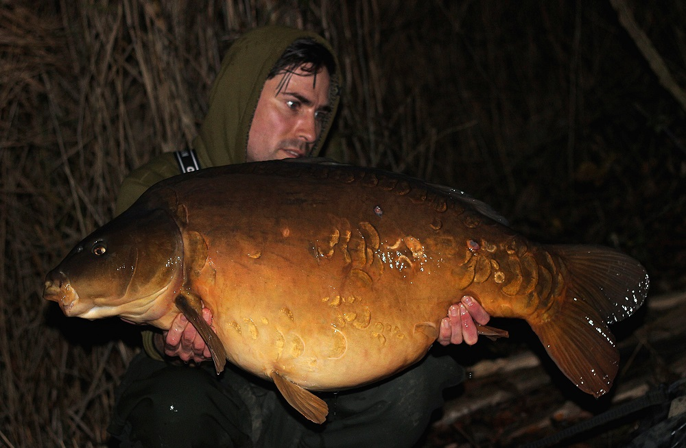 The magnificent Anchor at 45lb 8oz