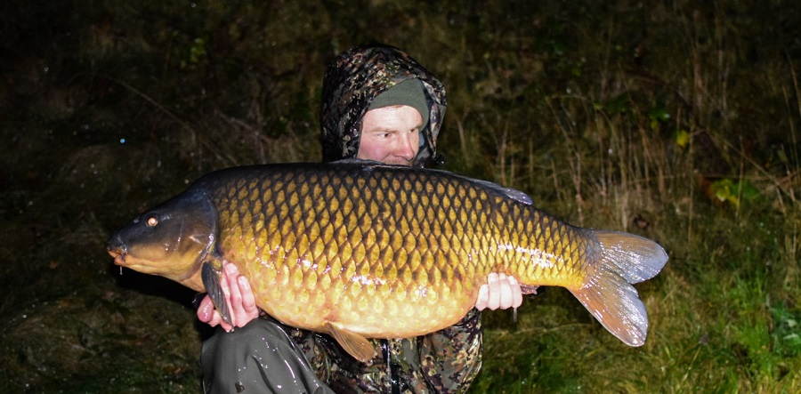 Ash's 40lb 4oz common