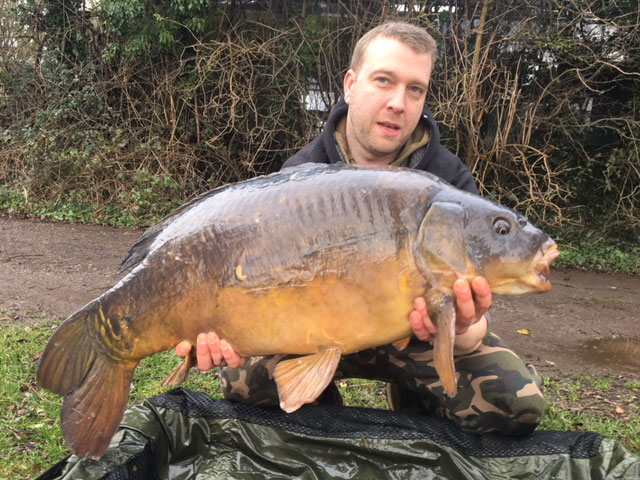 The mirror known as Dumb and Dumber weighed 31lb 10oz