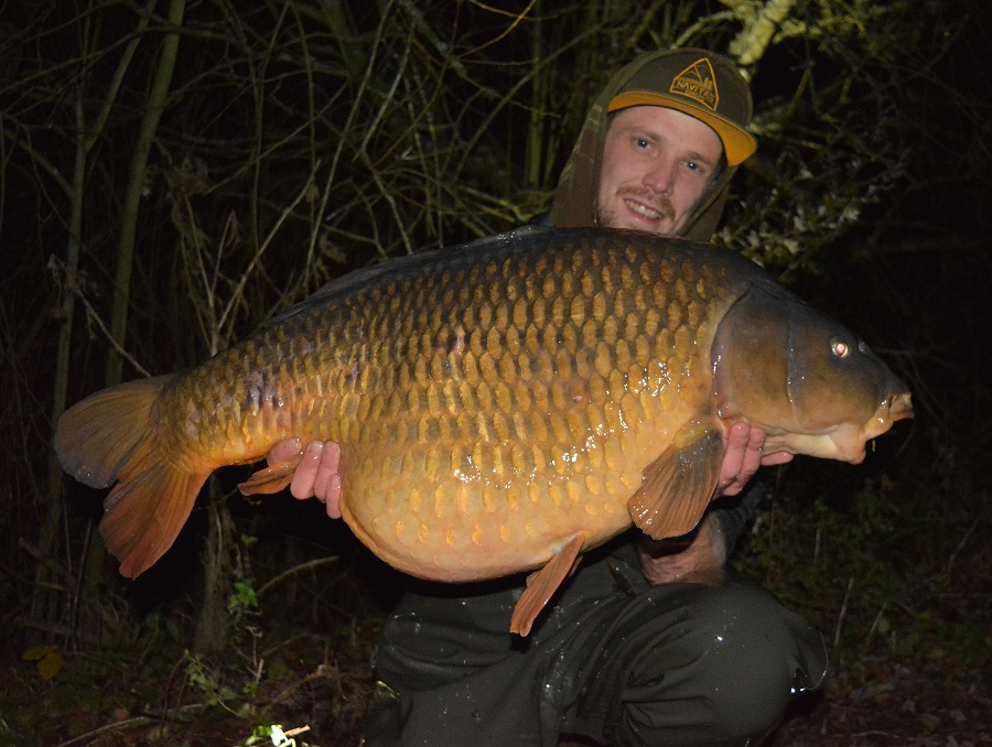 The third 40 of the week - the Scar Common at 43lb