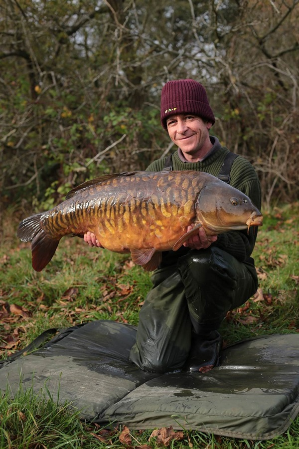 An Oxfordshire mirror for Terry