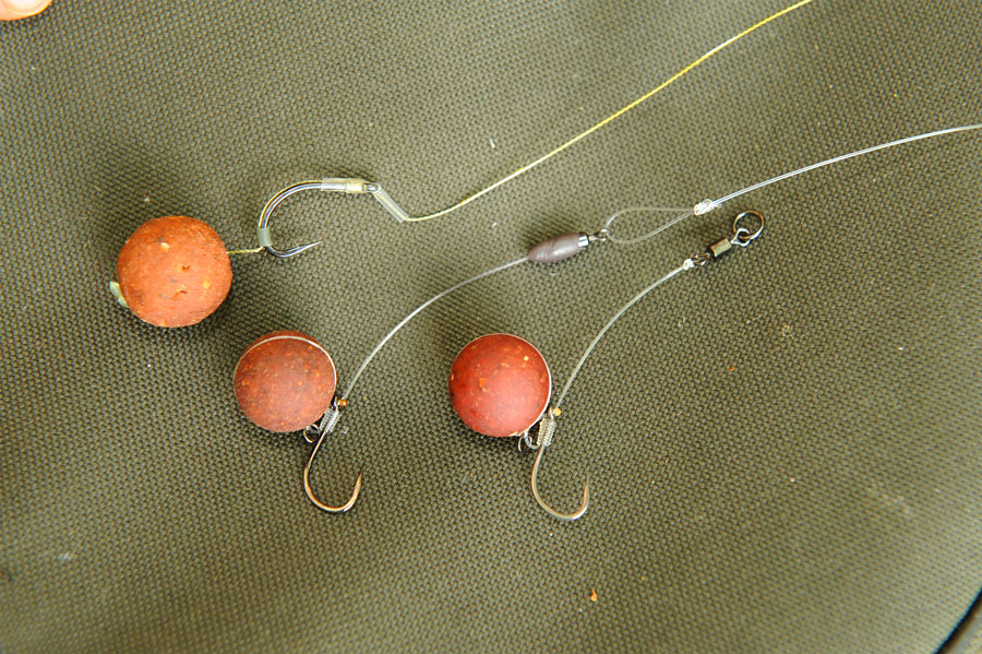 Terry advocates keeping faith in your rigs. These are three of his bankers