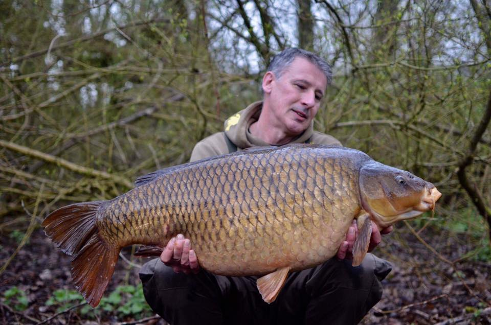 Kingfisher Lake's existing  Big Common at 47lb 4oz last year