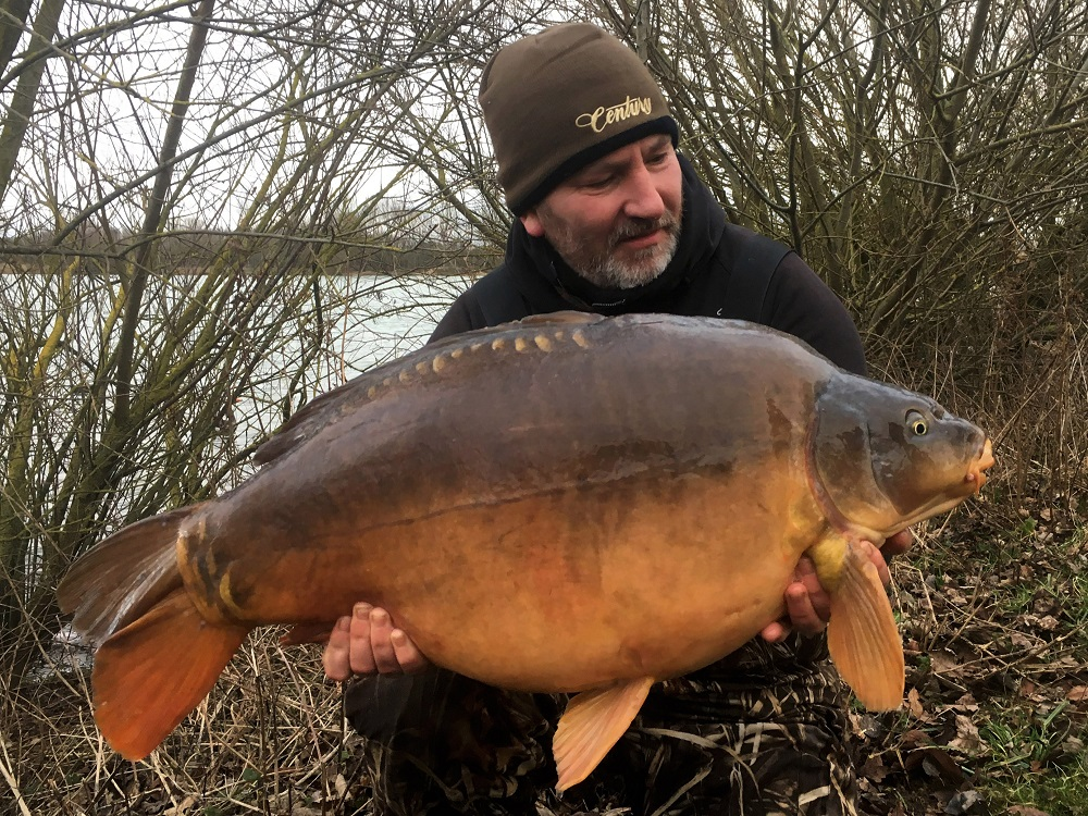 The biggest of the session went 31lb 4oz