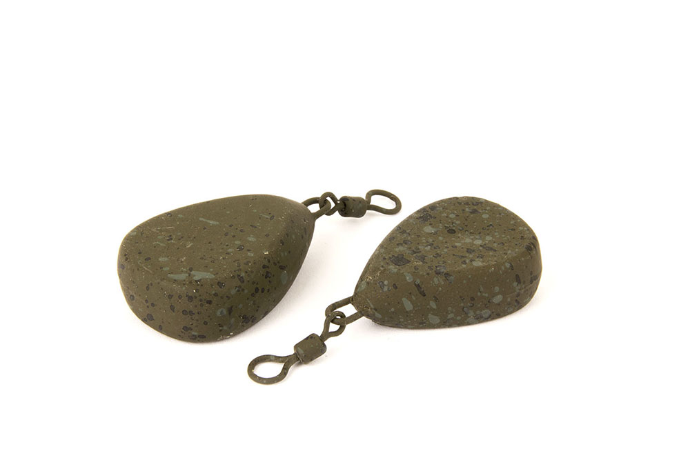 Stealthy leads - 1.5oz Camotex flat pears
