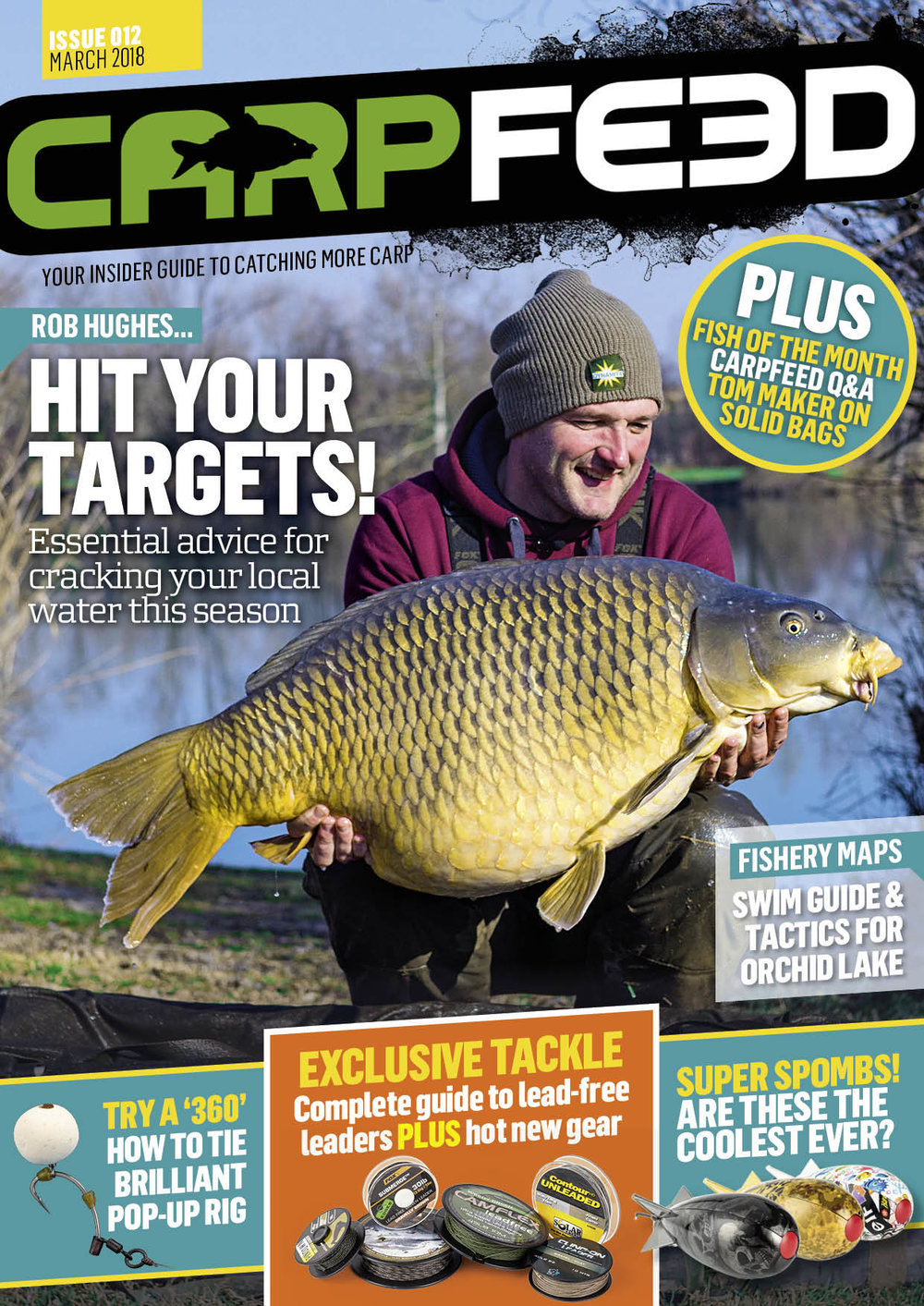 Pick up a copy of our free mag