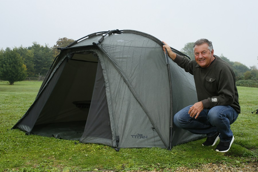 The new Titan Hide can be bought at the show