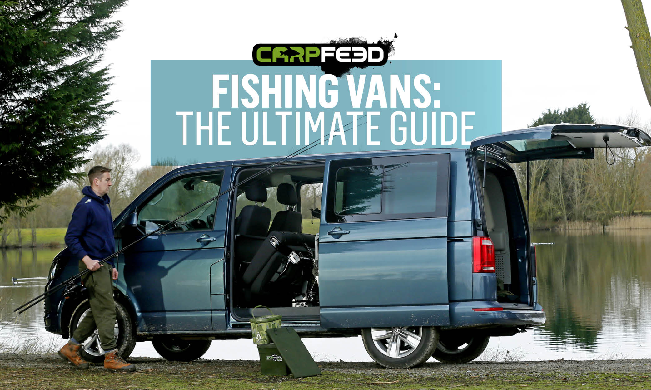 The best fishing vans: Caddy-sized vans — Carpfeed