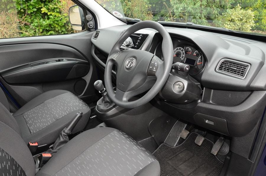 Vauxhall interior