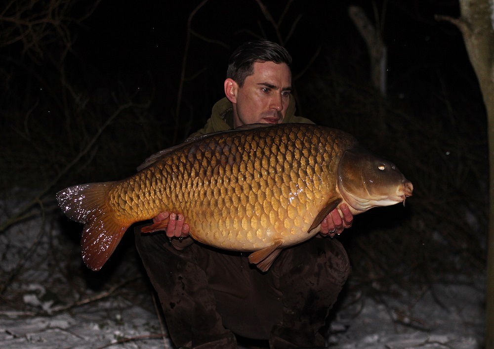 39lb 15oz of Essex Manor common