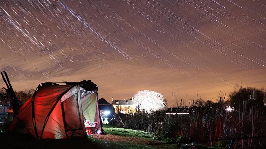 A stargazer's haven