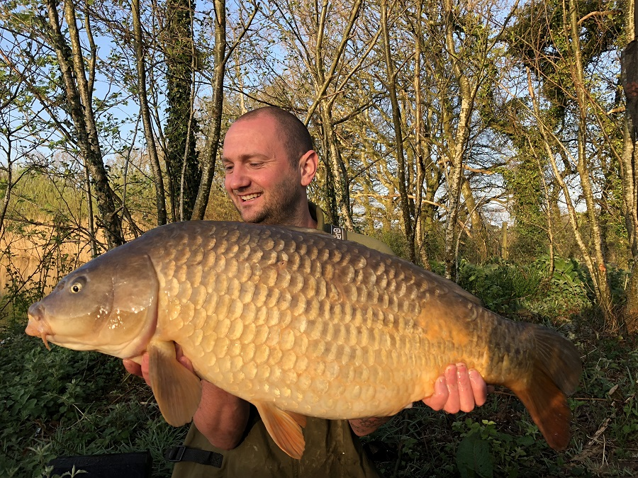 This common went 27lb 6oz