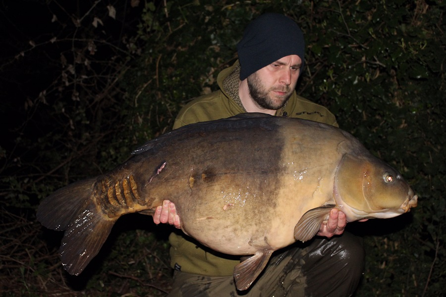Roger the Dodger at 49lb 6oz