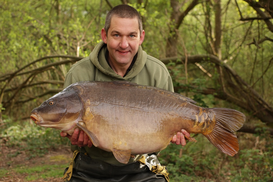 Lewis with a 40. Kickers can lead to more hook ups