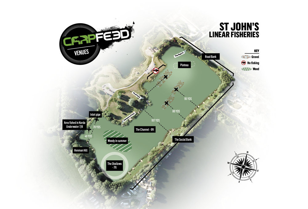 CLICK THE MAP for our full guide to Linear St John's