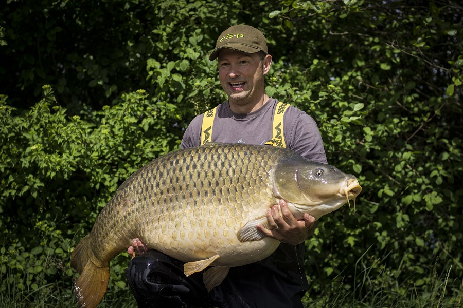 Spencer's 82lb giant common