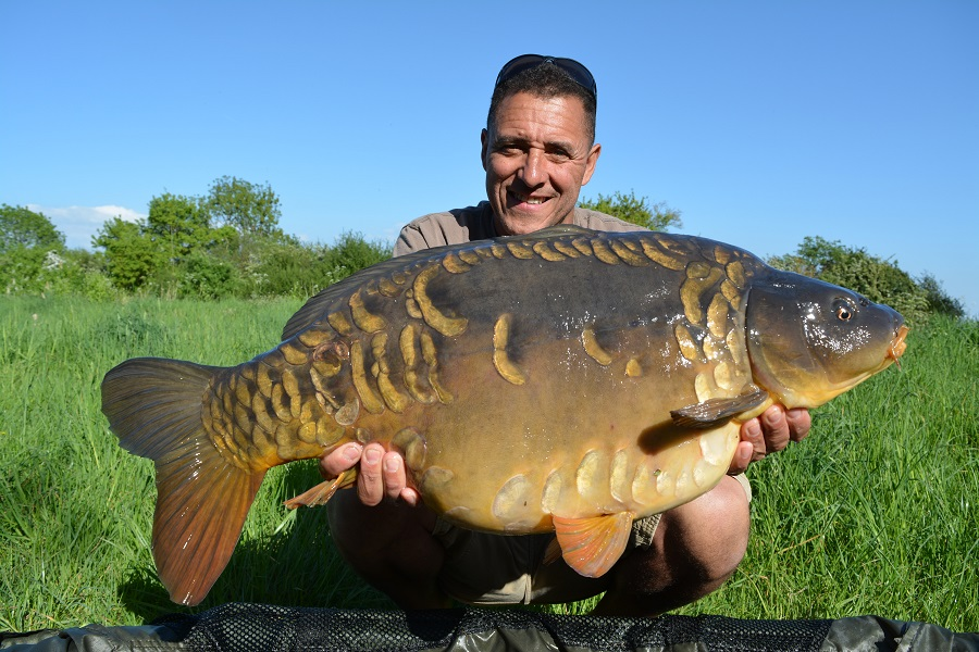 A scaly 30