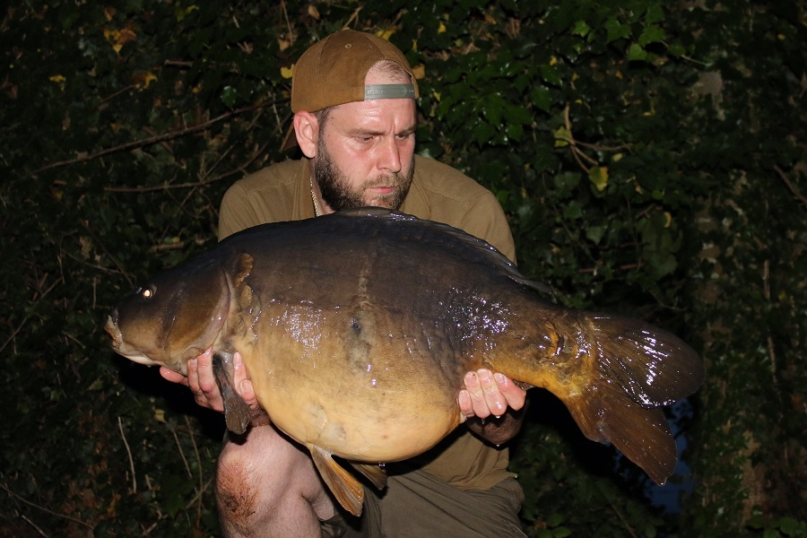 Spike at 28lb 12oz