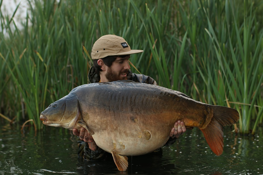 Black Spot at 50lb 12oz