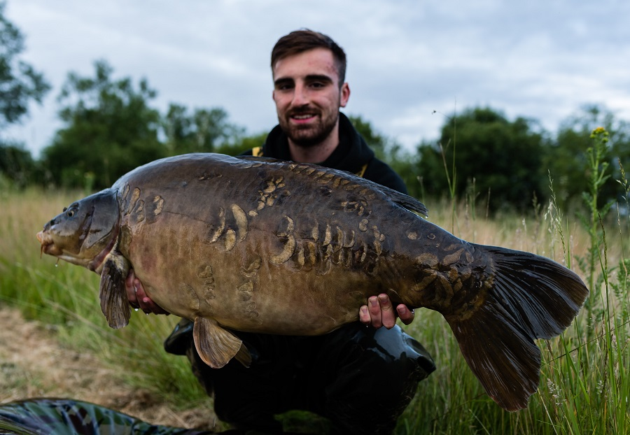What a beaut! 44lb 4oz