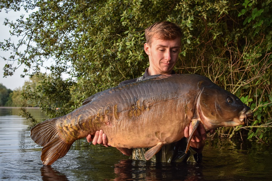 Half Lin from Vinnetrow at 50lb 2oz