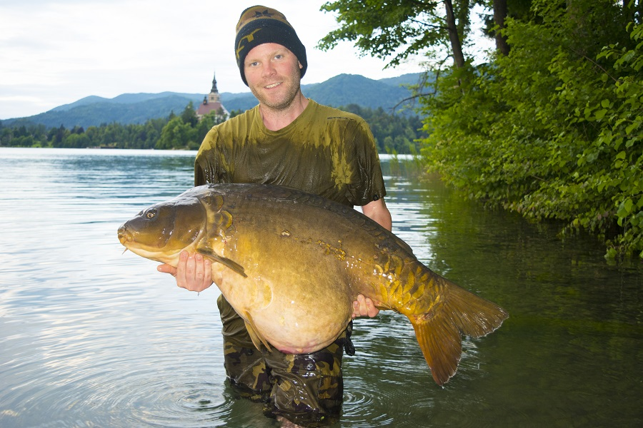 The biggest of the trip weighed 25kg (55lb-plus)