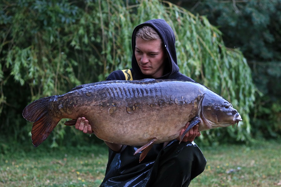 Penny Scale at 39lb 12oz