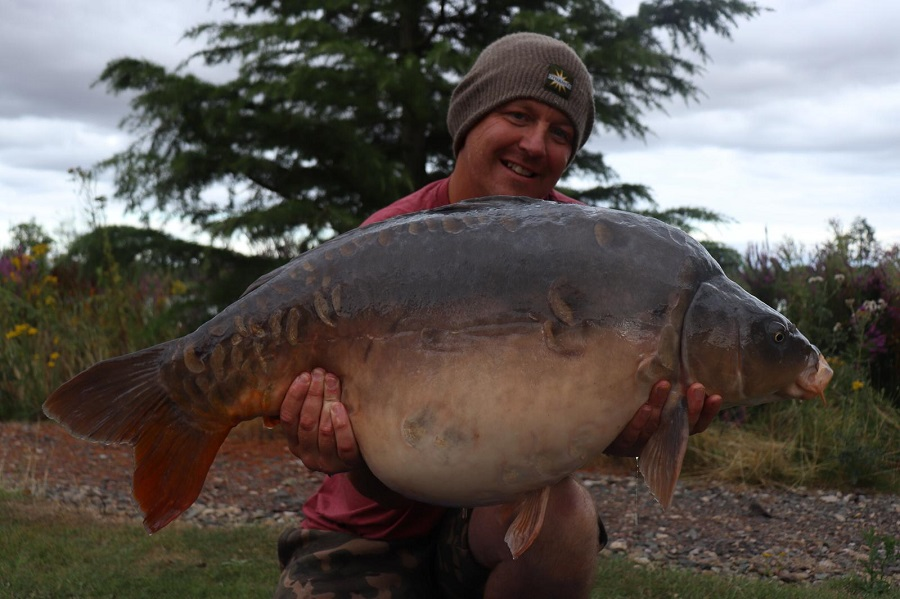 Big Bertha at 43lb 14oz
