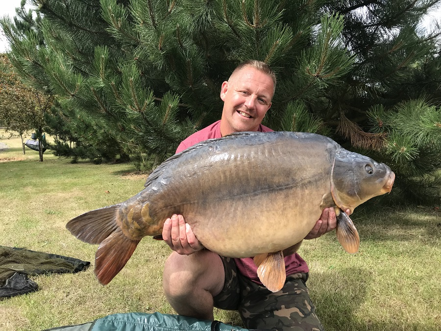 Rude Boi at 42lb