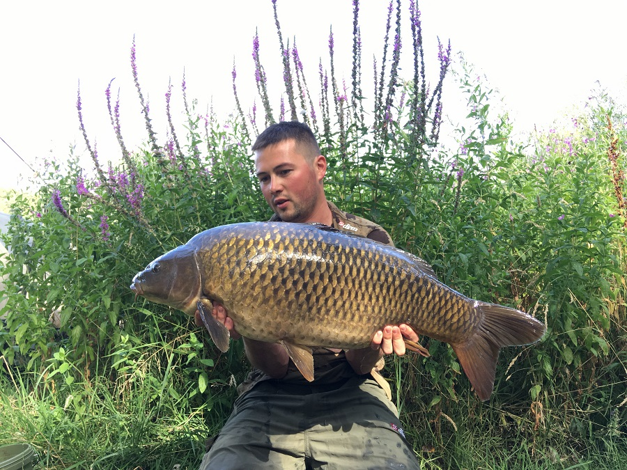 This 27lb 4oz common fell first