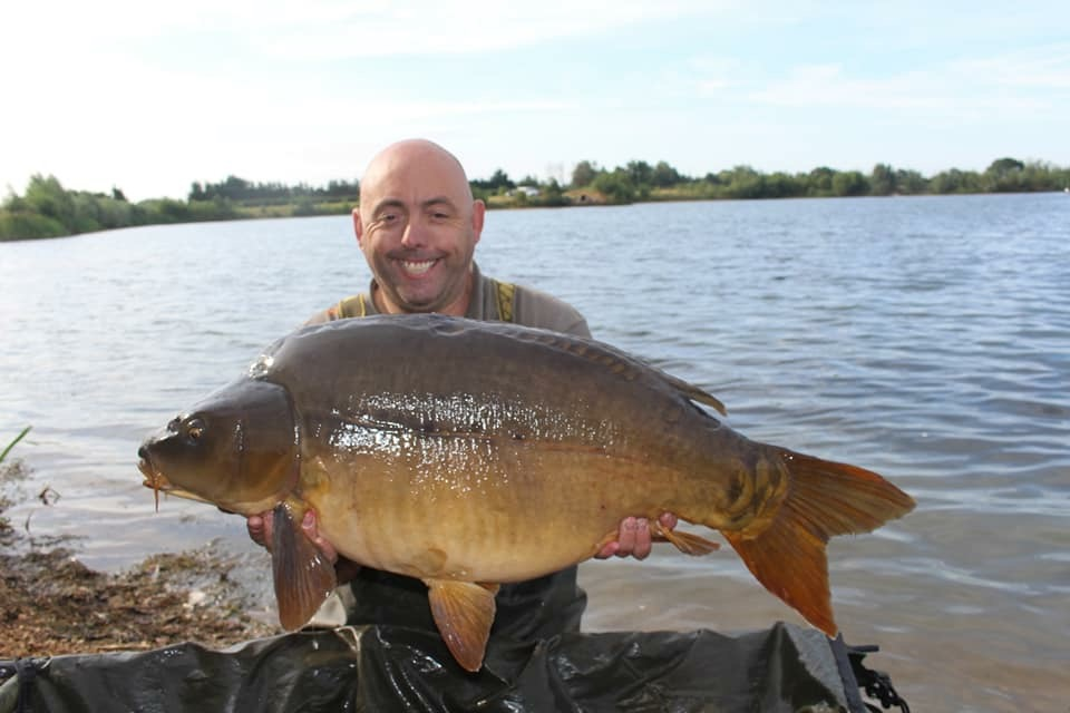This one went 38lb 14oz