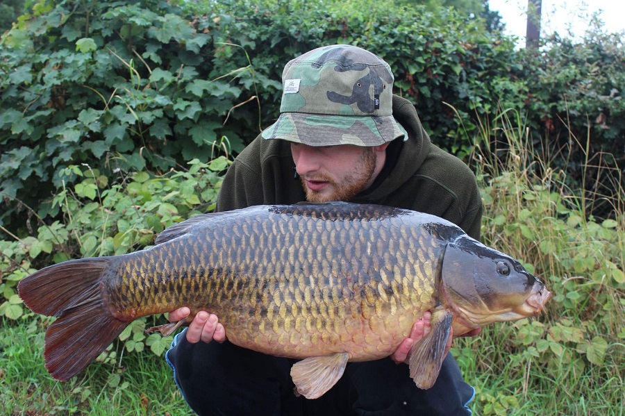 This 25lb common was the other fish of the session