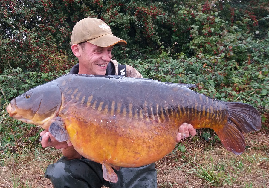 Utterly incredible. 44lb 14oz of Thames linear