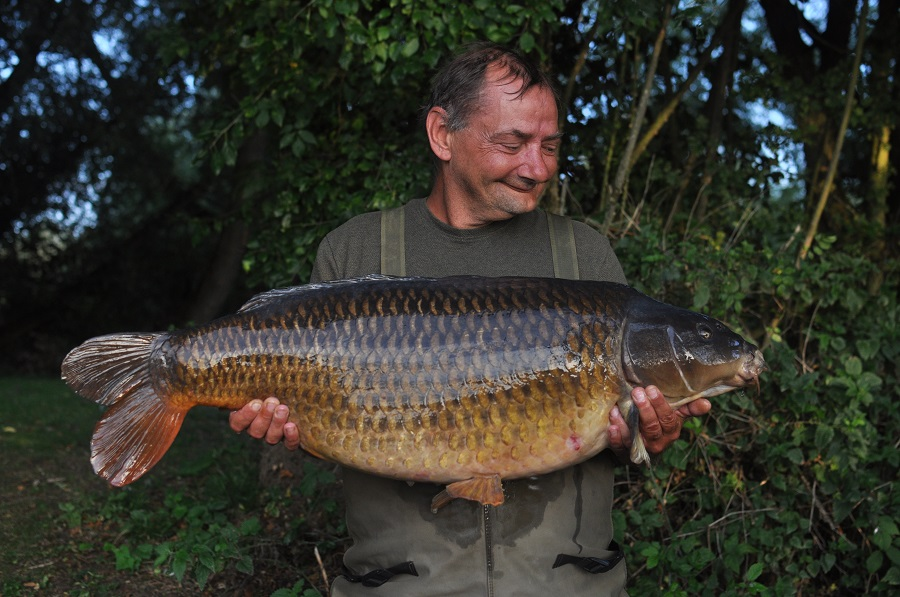 A new 40 for the venue, now known as Litchy's Common