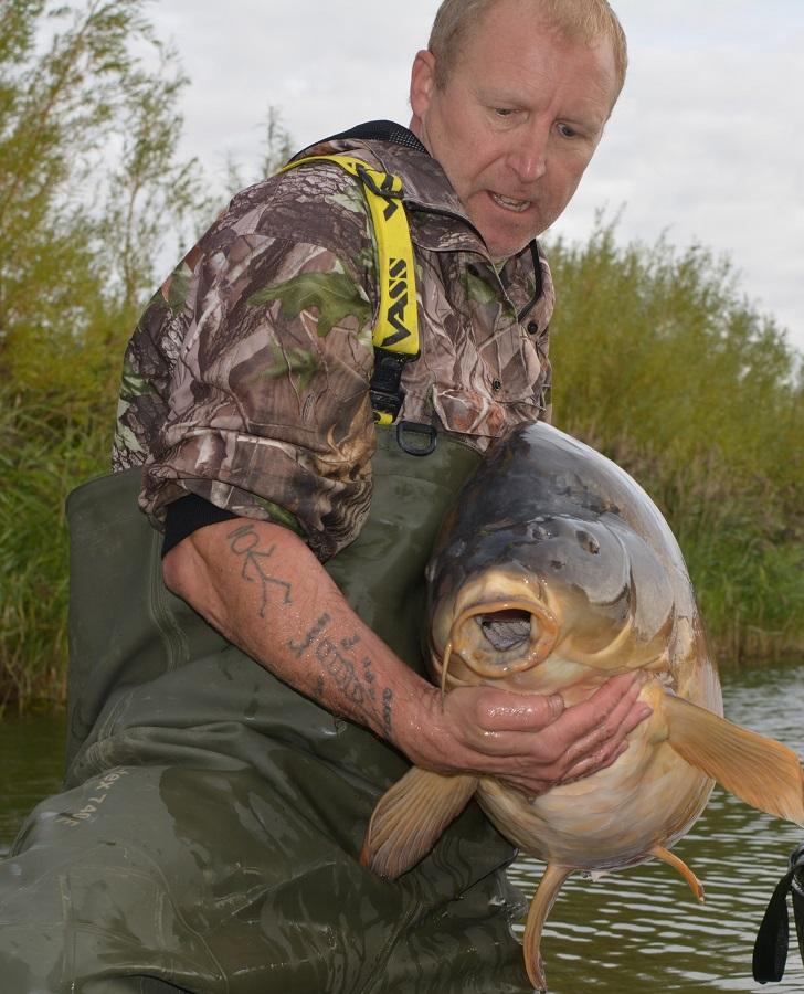 British Record carp