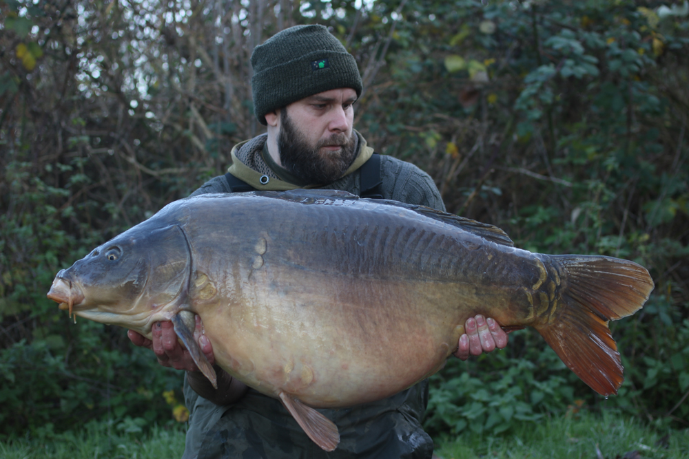 Kingsmead One's Armageddon at 50lb 10oz