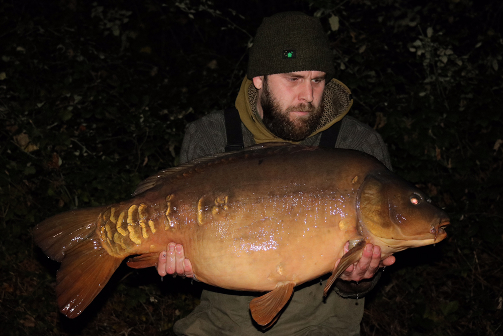 Bob's Mate at 37lb 6oz