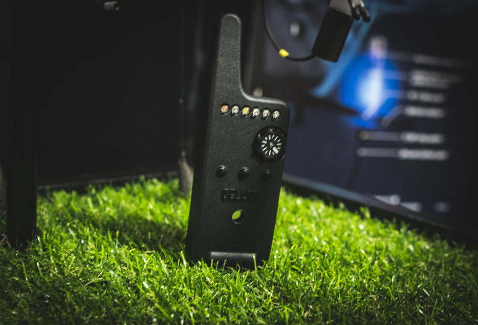 The Delkim Rx-D receiver is new too