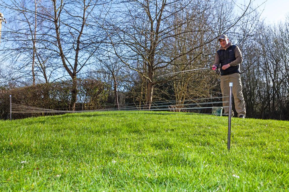 Prevent crack-offs after using distance sticks…