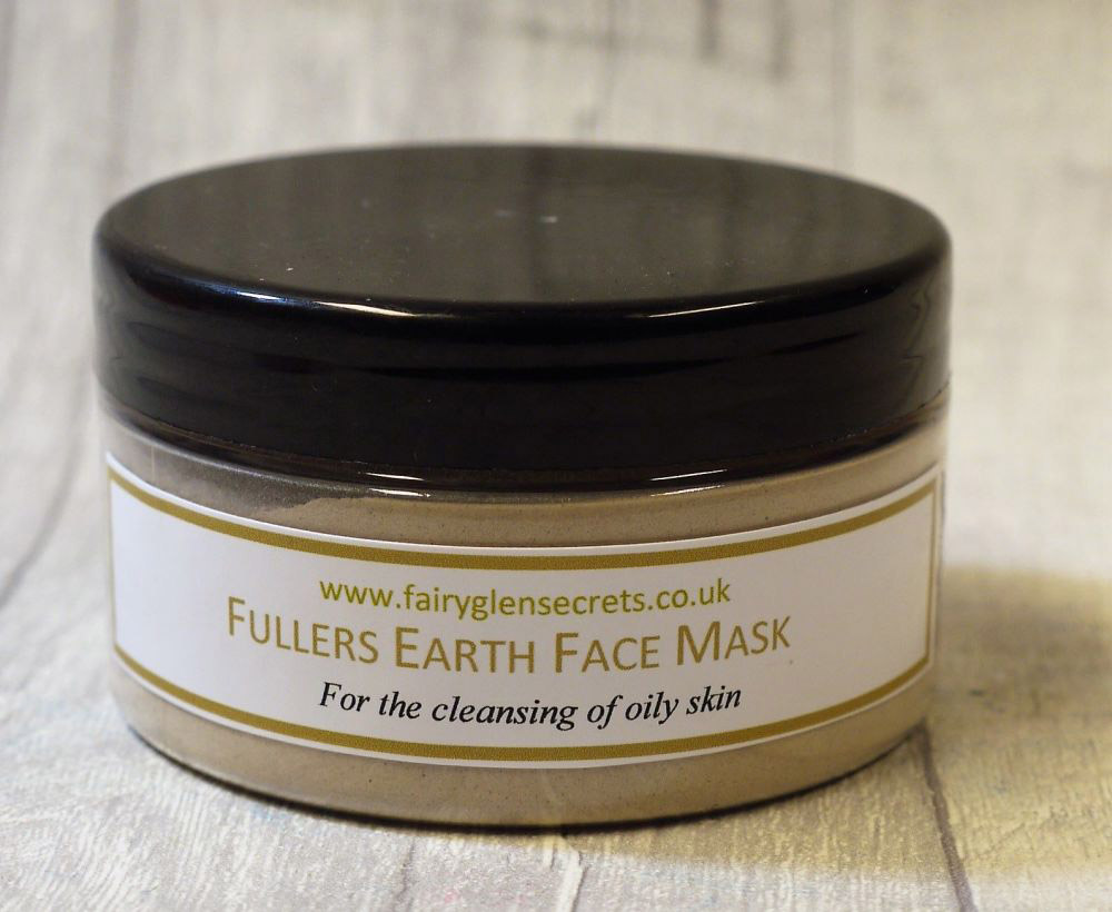 Cleanses faces…and mainline!