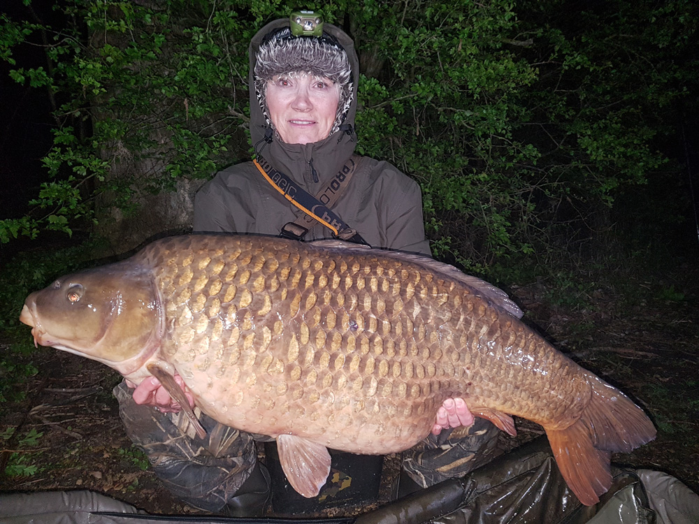 The Box Common at exactly 45lb