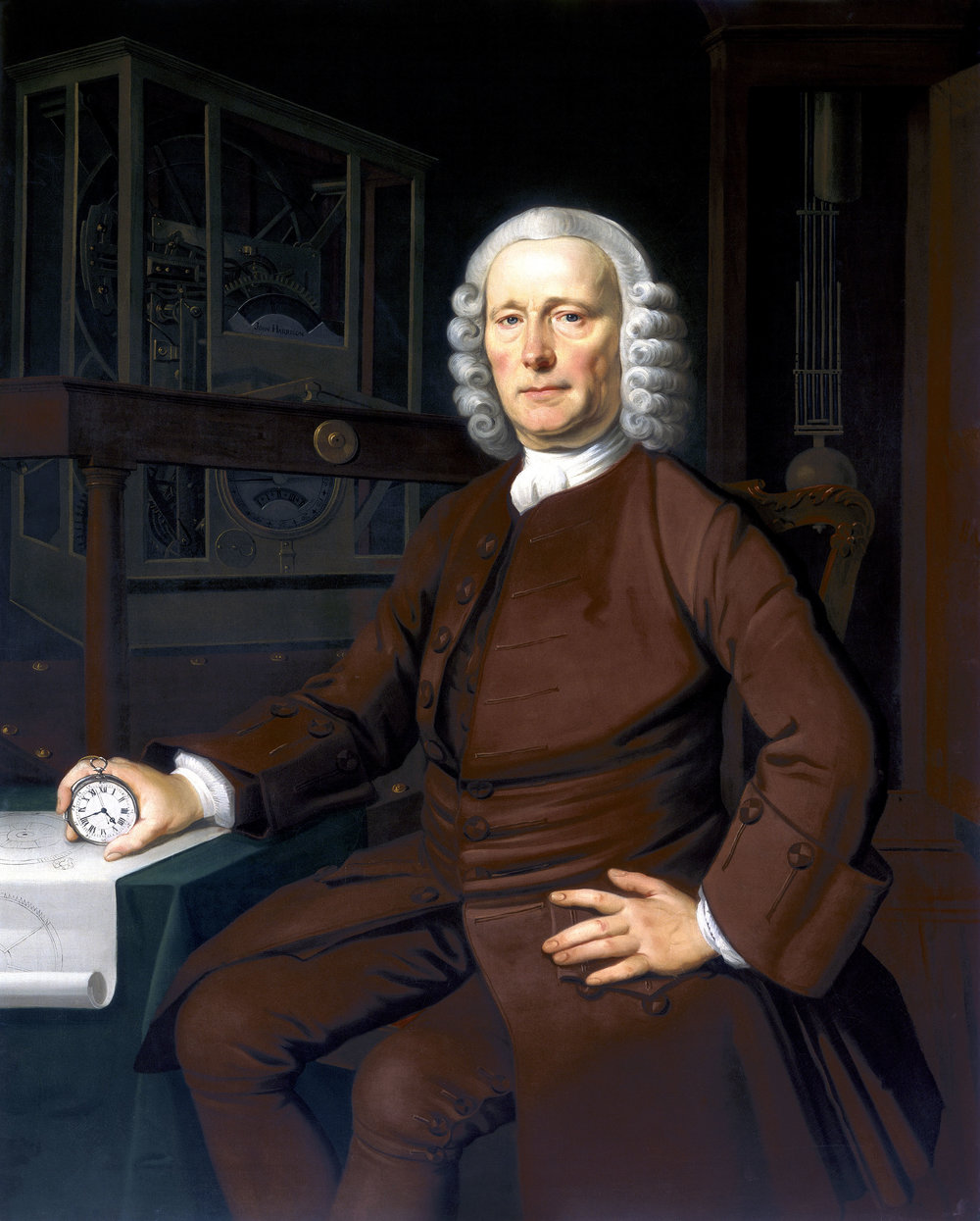 The first practical marine timekeeper for longitude navigation was completed by John Harrison in 1759