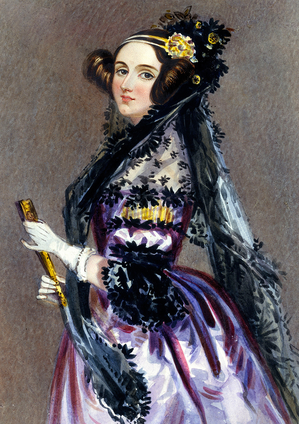 Ada Lovelace was an unconventional mathematician whose conceptual breakthrough revealed the potential power of computers
