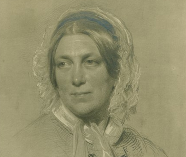 Sociologist Harriet Martineau