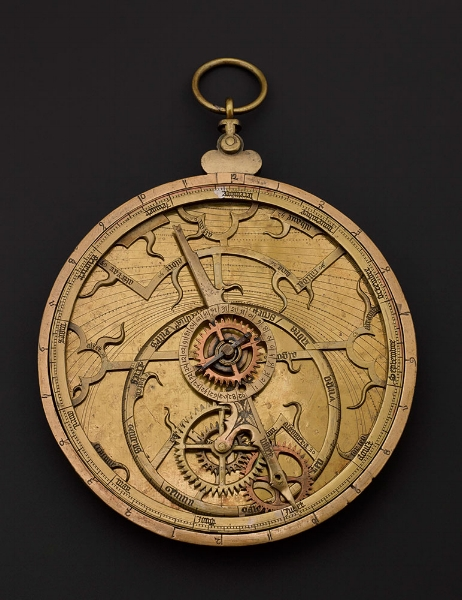 Astrolabe, France, about 1300