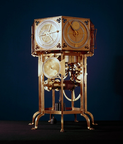 Reconstruction of Giovanni de Dondi's 'Astrarium' clock, 1364