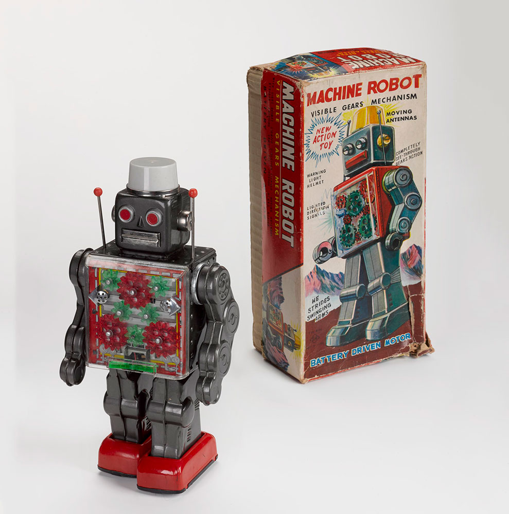 'Machine Robot', 1963, Horikawa, Japan