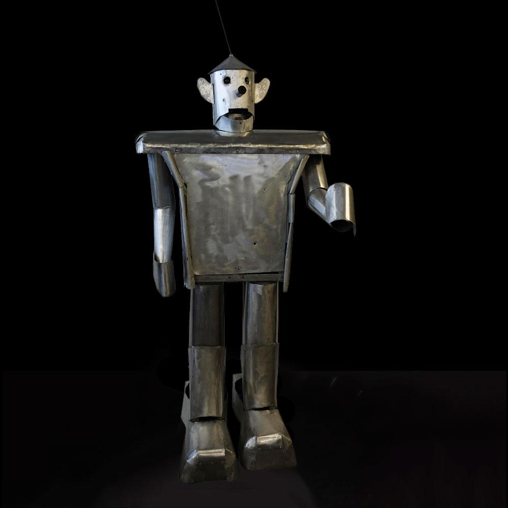 Humanoid robot, George, UK, 1949
